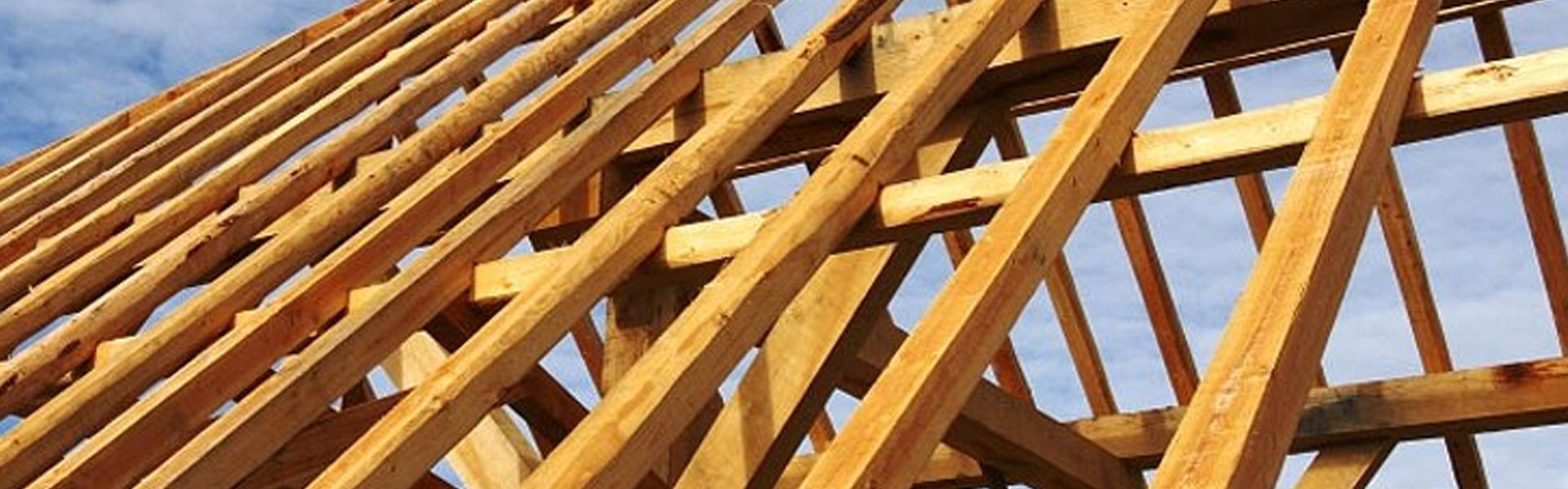 Bardzo dobra więźba dachowa - Centrum Budowlane Hubimar MA56